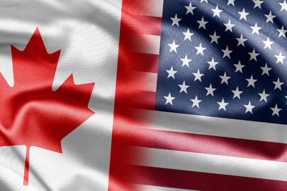 """Americanos, vayan a casa: """"tensión en la frontera entre Canadá y Estados Unidos"""""""